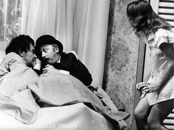 Le Saut du lit, 1972