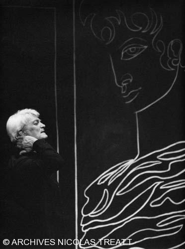 Cocteau, 1986