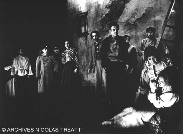 Les bas-fonds, 1966